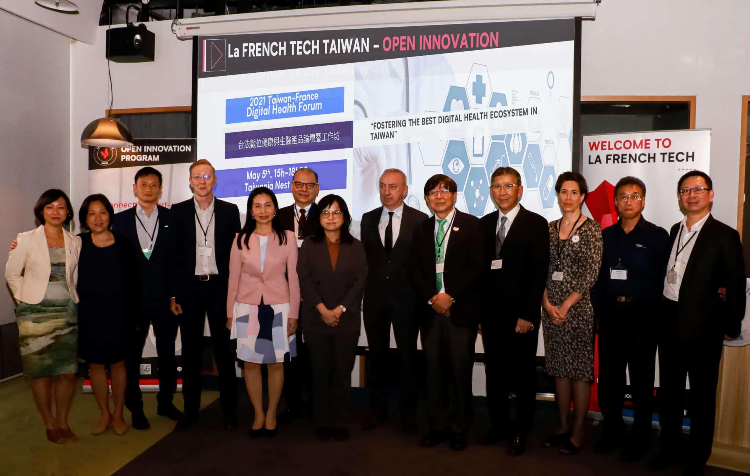 2021 Taiwan-France Digital Health Forum